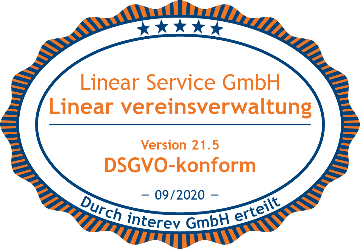 Interev Siegel DSGVO