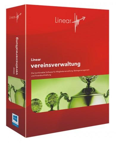 Linear vereinsverwaltung 2021 standard (30-Tage-Testversion)
